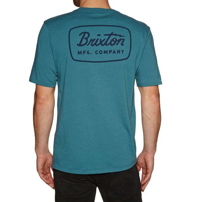 CAMISETA BRIXTON JOLT ORION BLUE