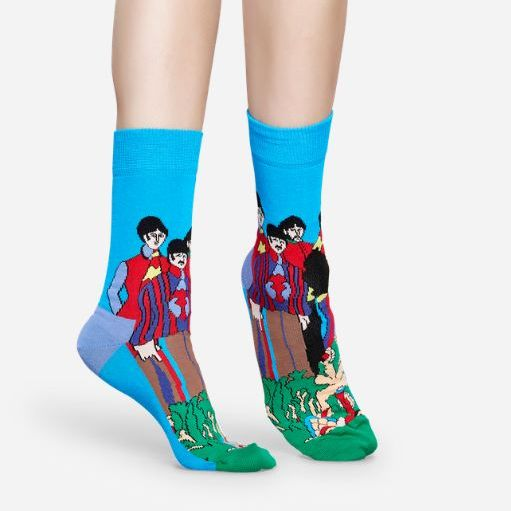 CALCETINES HAPPY SOCKS PEPPERLAND SOCK