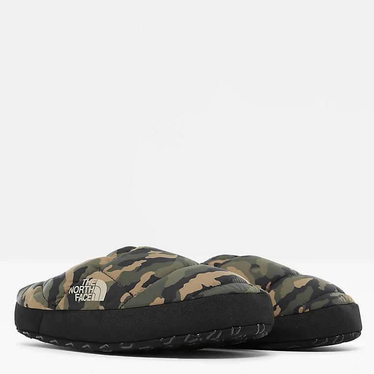 PANTUFLAS THE NORTH FACE MULE CAMO