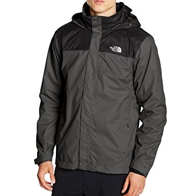 CAZADORA THE NORTH FACE EVOLVE II GREY