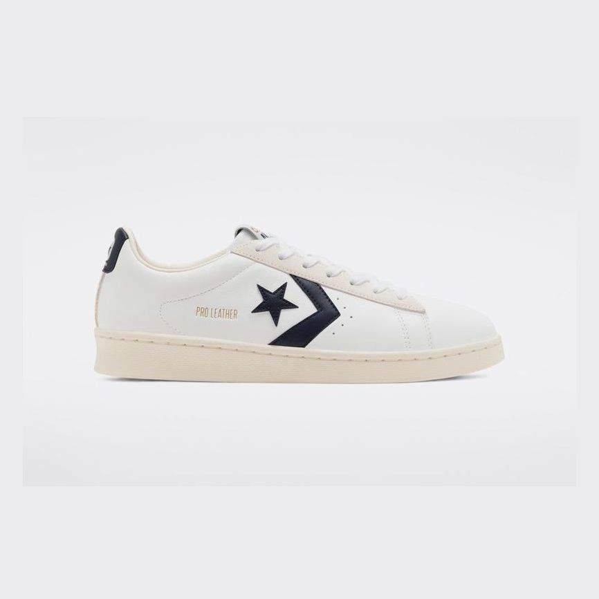 ZAPATILLA CONVERSE PRO LEATHER OG OX WHITE / OBSIDIAN
