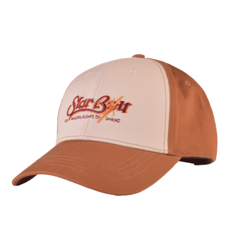 GORRA BOLT STAR CAP MARRON