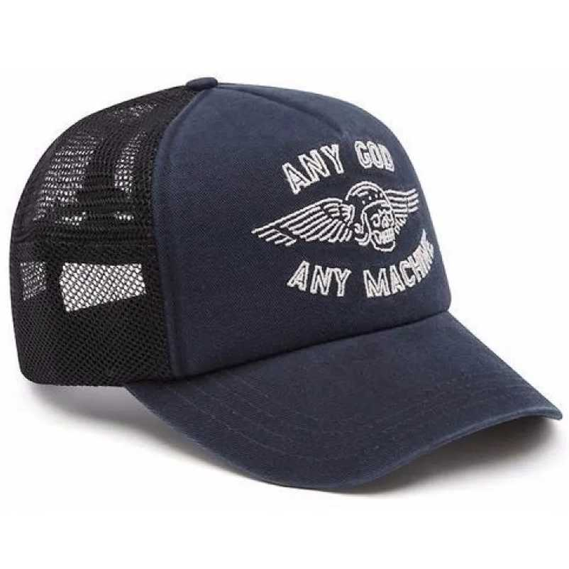 GORRA DEUS EX MACHINA BRIGADE TRUCKER - NAVY