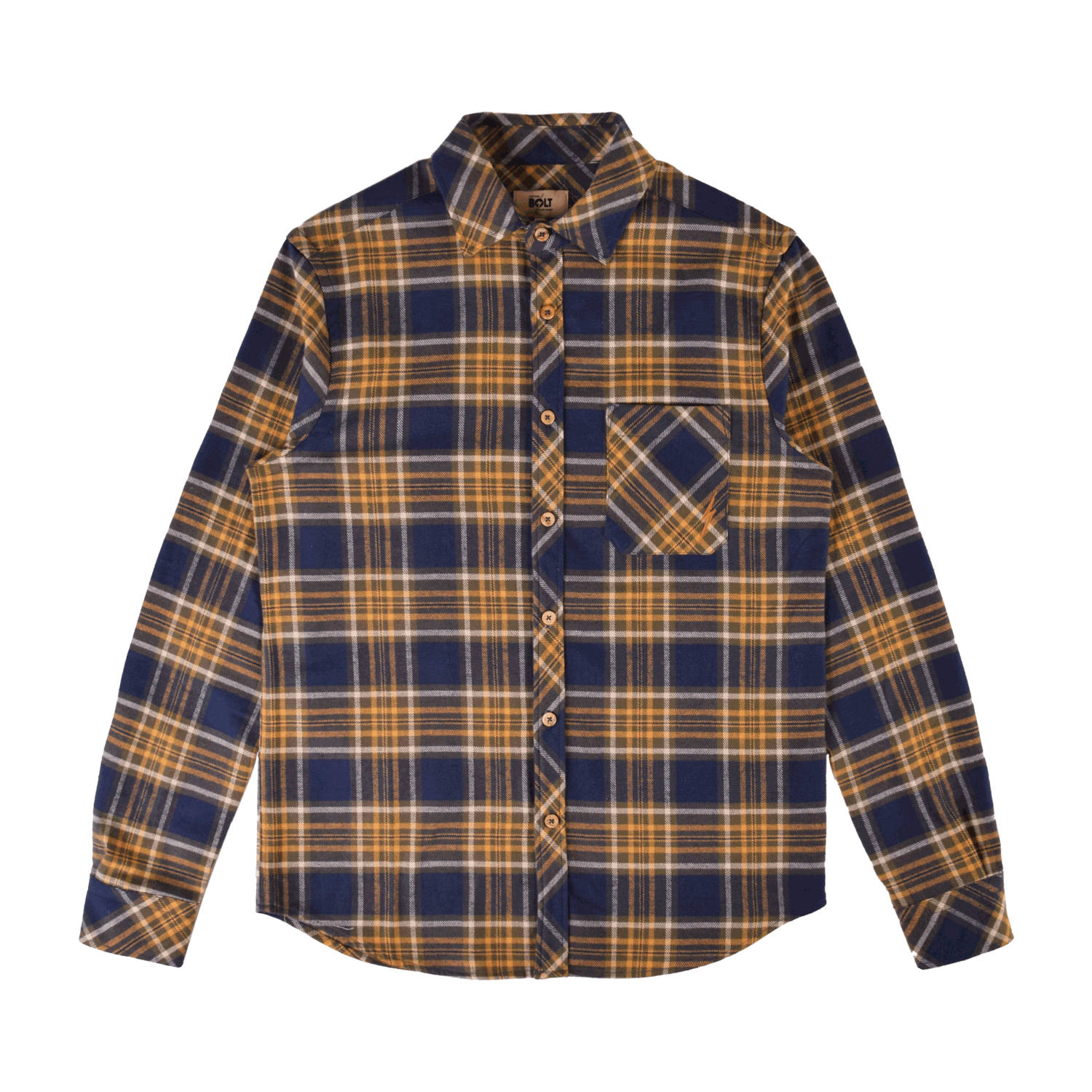 CAMISA BOLT FALCON FLANNEL