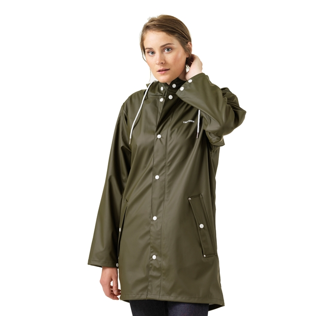 CHUBASQUERO TRETORN WINGS RAINJACKET FOREST GREEN