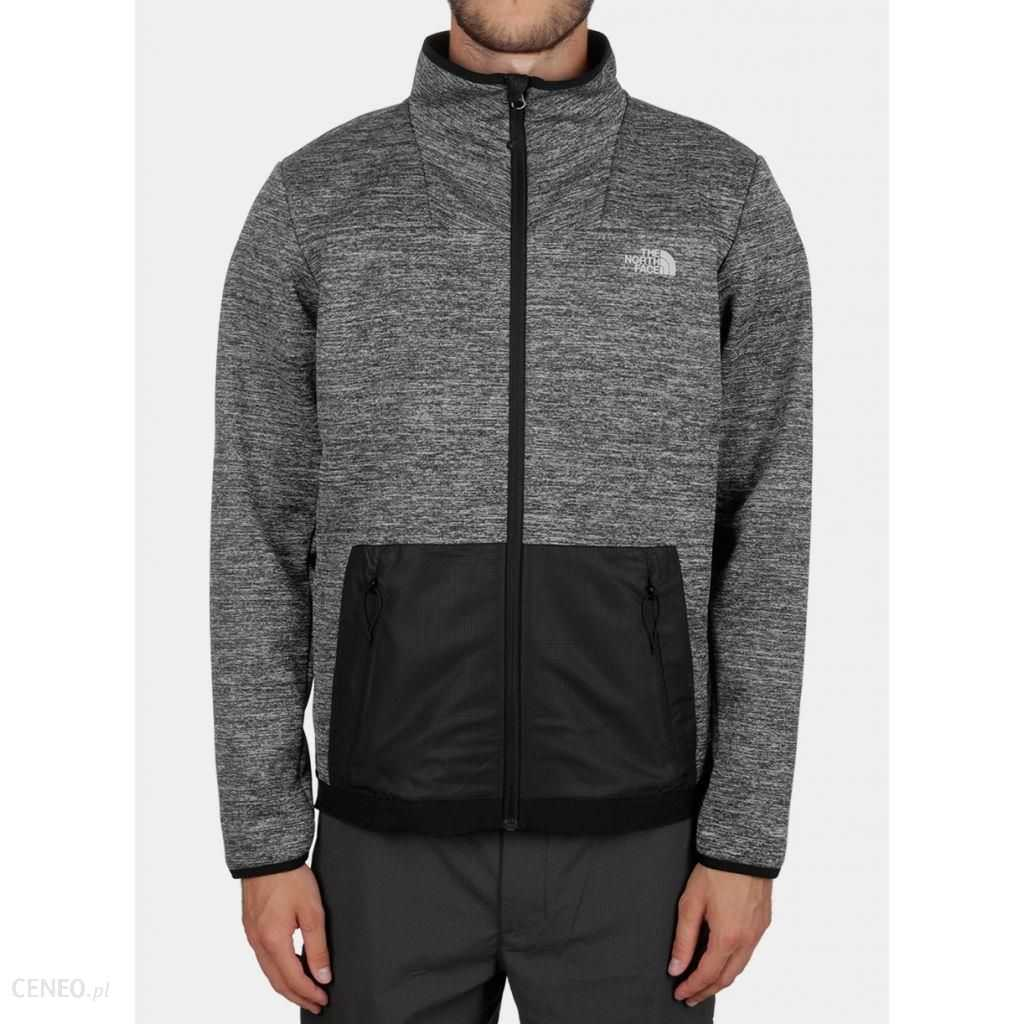 CAZADORA THE NORTH FACE THERMAL WINDWALL TNF BLACK HEATHER