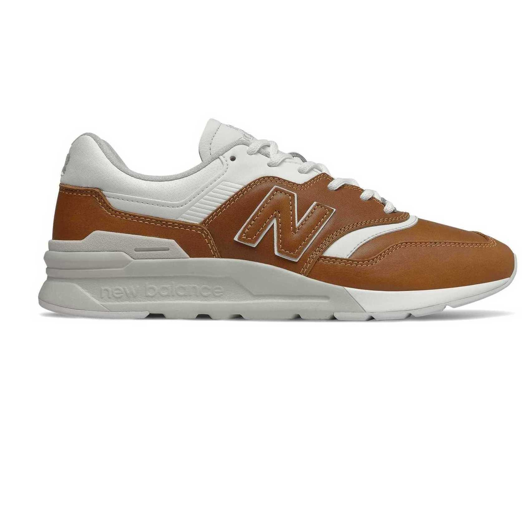 ZAPATILLAS NEW BALANCE 997H ALMOND WITH WHITE