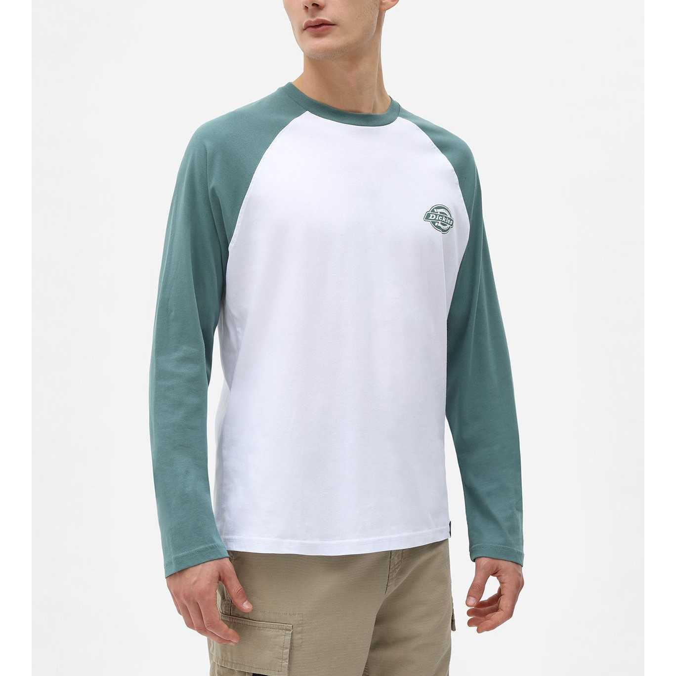 CAMISETA DICKIES COLOGNE LINCOLN GREEN
